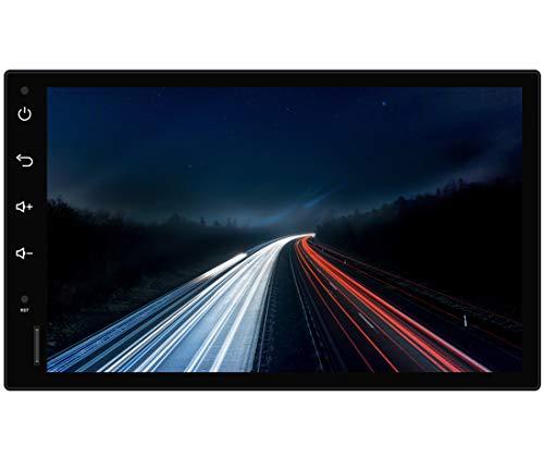 Tristan Auron BT2D7018A Android 10.0 Autoradio mit Navi - 7' Touchscreen GPS Bluetooth Freisprecheinrichtung I 32GB ROM I MirrorLink WiFi USB SD I DAB+ OBD 2 2 DIN