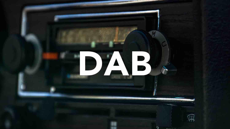 DAB Autoradio