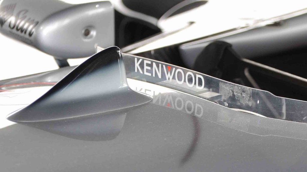 Kenwood Autoradio