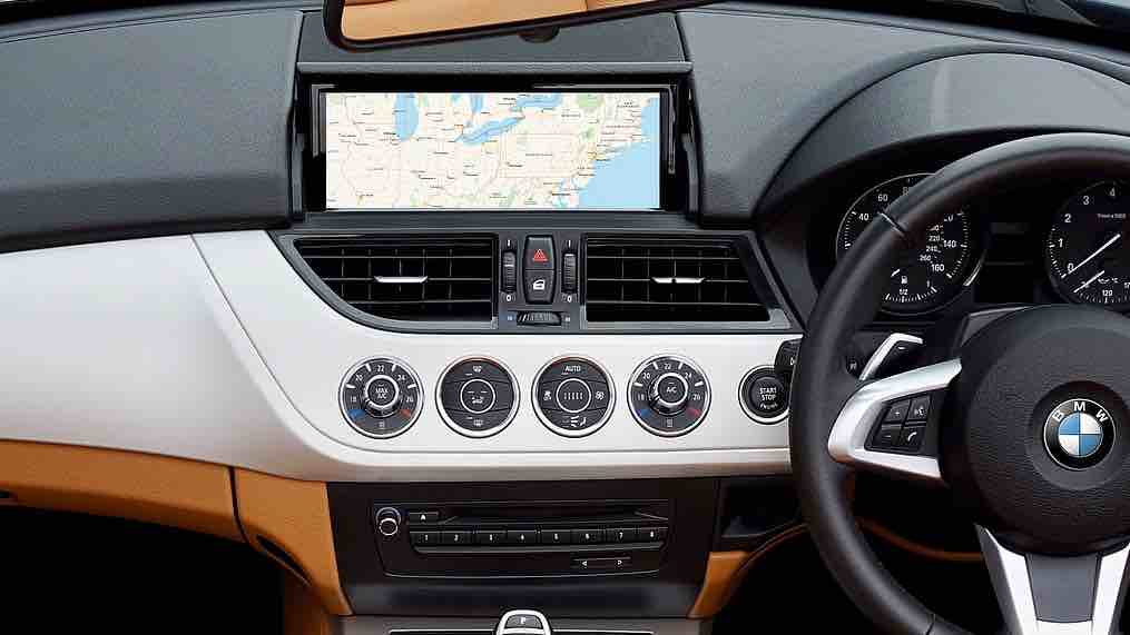 Navi Autoradio Navigation